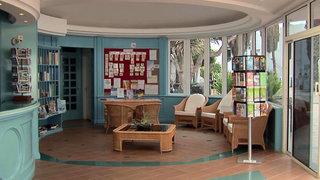 Hotel Barcarola Club Lounge/Empfang