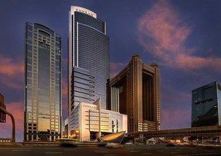 Hotel Conrad Dubai Außenaufnahme