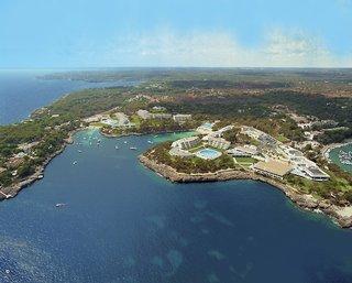Hotel Blau Porto Petro Beach Resort & Spa Luftaufnahme