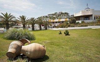Hotel Lagas Aegean Village Garten