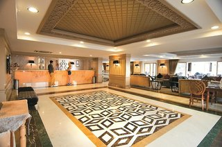 Hotel Aydinbey Famous Resort Lounge/Empfang