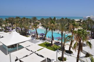 Hotel Club Marmara Palm Beach Pool