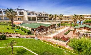 Hotel Lutania Beach Garten
