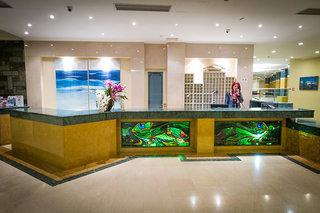 Hotel Lutania Beach Lounge/Empfang