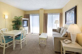Hotel The Enclave Hotel & Suites Orlando Wohnbeispiel