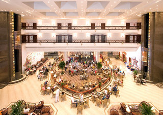 Hotel Titanic Resort & Aqua Park Lounge/Empfang