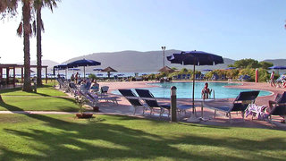 Hotel Corte Rosada Resort & Spa - Erwachsenenhotel Pool