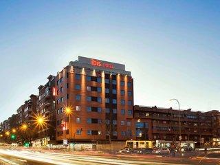 Hotel ibis Madrid Centro Las Ventas Außenaufnahme