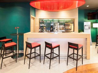Hotel ibis Madrid Centro Las Ventas Bar