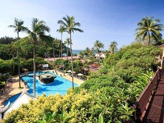 Hotel All Seasons Naiharn Phuket Außenaufnahme