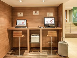 Hotel ibis Mariahilf Wien Lounge/Empfang