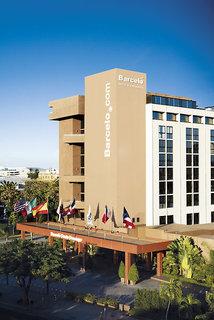 Hotel Barcelo Santo Domingo Außenaufnahme