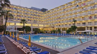 Hotel GHT Oasis Park & Spa Außenaufnahme