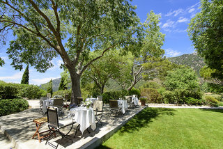 Hotel Son Palou Orient Garten