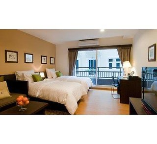 Hotel Northgate Ratchayothin Serviced Residence Wohnbeispiel