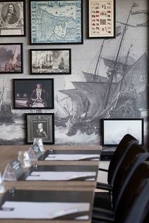 Hotel Apollo Hotel Ijmuiden Seaport Beach Lounge/Empfang