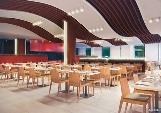 Hotel RIU Plaza Berlin Restaurant