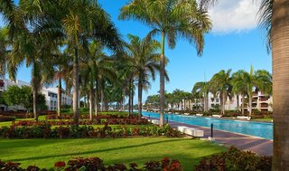 Hotel Hard Rock Hotel & Casino Punta Cana Garten