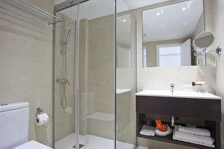 Hotel HYB Eurocalas Aparthotel Badezimmer