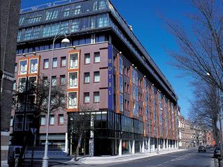 Hotel NH Amsterdam Museum Quarter Außenaufnahme