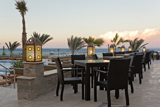 Hotel Royal Star Beach Resort Terasse