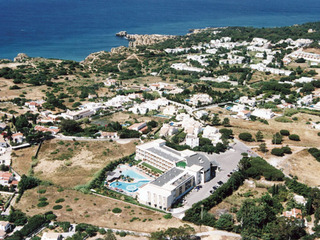 Hotel Baia Grande Luftaufnahme