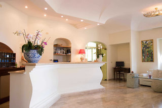 Hotel Internazionale Lounge/Empfang