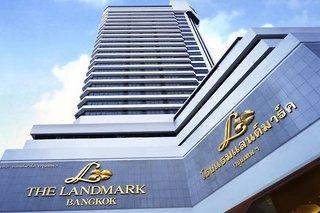 Hotel The Landmark Außenaufnahme