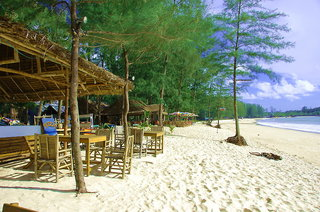 Hotel Best Western Premier Bangtao Beach Resort & Spa Strand