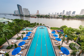 Hotel Chatrium Riverside Bangkok Pool
