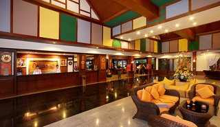 Hotel Best Western Premier Bangtao Beach Resort & Spa Lounge/Empfang