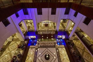 Hotel Steigenberger Aqua Magic Lounge/Empfang