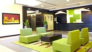 Hotel Citymax Hotel Al Barsha at the Mall Lounge/Empfang