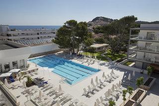 Hotel Bella Playa & Spa Luftaufnahme