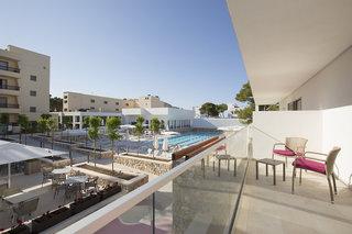 Hotel Bella Playa & Spa Terasse