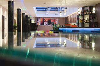 Hotel Soho Budapest Lounge/Empfang