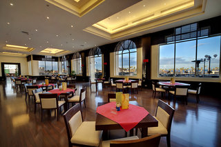 Hotel Cleopatra Luxury Beach Resort - Erwachsenenhotel Restaurant