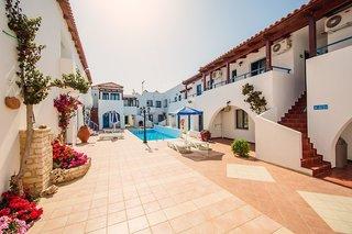 Hotel Iliana Außenaufnahme