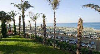 Hotel Aydinbey Famous Resort Garten