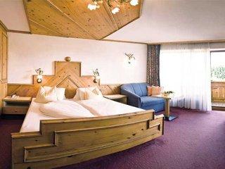 Hotel Family & Spa Resort Alpenpark Wohnbeispiel
