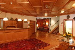 Hotel Posthotel Rössle Lounge/Empfang