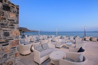 Hotel Arina Beach Resort Terasse