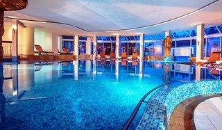 Hotel Krumers Alpin - Your Mountain Oasis Hallenbad