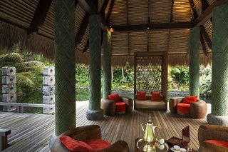 Hotel MAIA Luxury Resort & Spa Lounge/Empfang