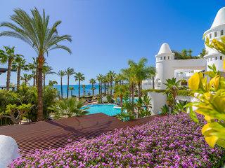 Hotel H10 Estepona Palace Garten