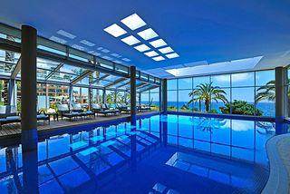 Hotel Pestana Promenade Premium Ocean & Spa Resort Hallenbad