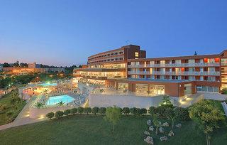 Hotel Zelena Resort - Hotel Albatros Plava Laguna Außenaufnahme