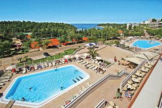 Hotel Zelena Resort - Hotel Albatros Plava Laguna Pool