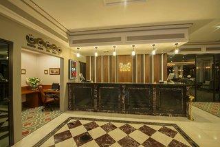 Hotel Yigitalp Lounge/Empfang