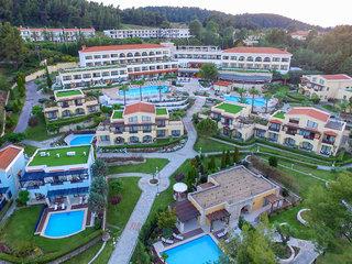 Hotel Aegean Melathron Thalasso Spa Hotel Außenaufnahme